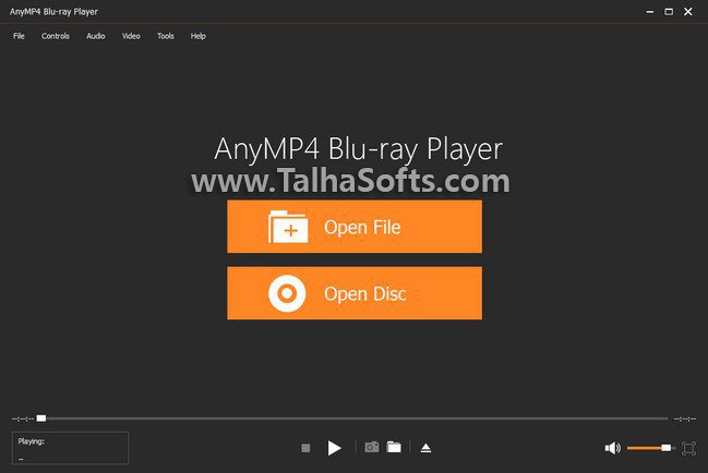AnyMP4 Blu-ray Player 6.3.16 + Crack Is Here [Latest!]     Talha Softs